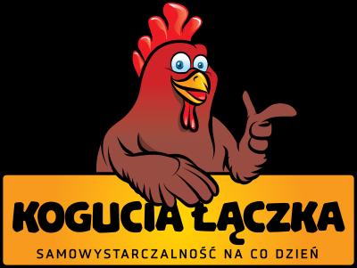 Kogucia Łączka Logo