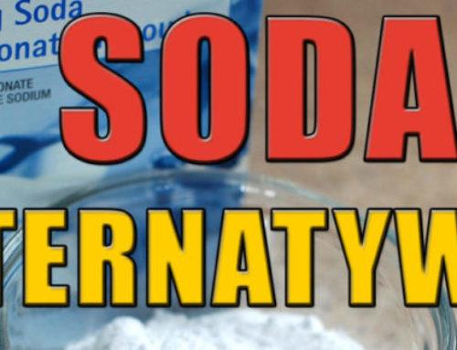 Soda-zamiast chemii domowej