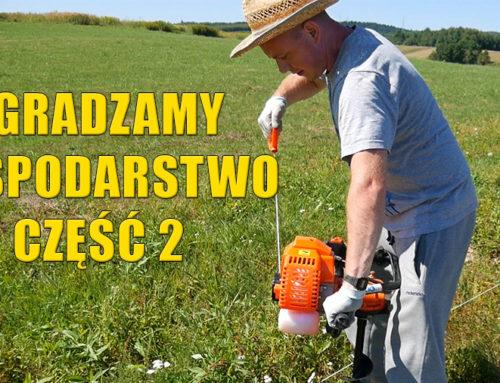 Jak ogrodzić działkę cz 2