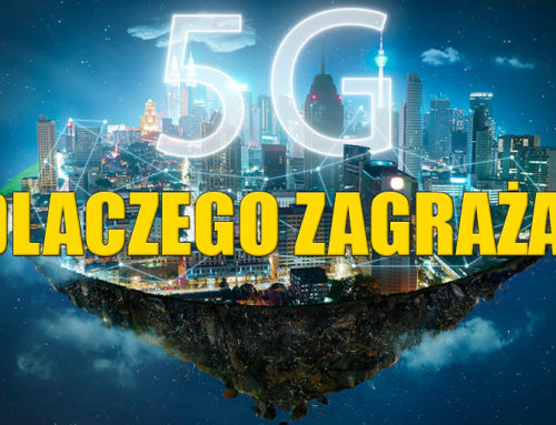 Czym jest sieć komórkowa 5G zagrożenia szkodliwość