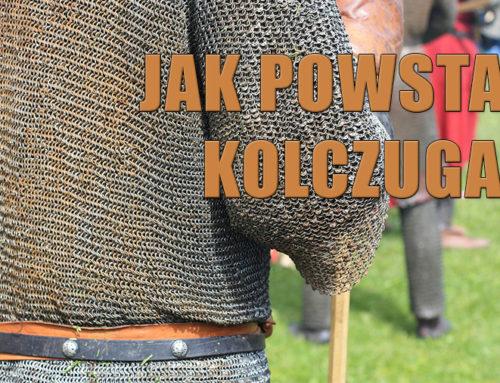 Wytwarzanie kolczug średniowieczna kolczuga Karpacka Troja